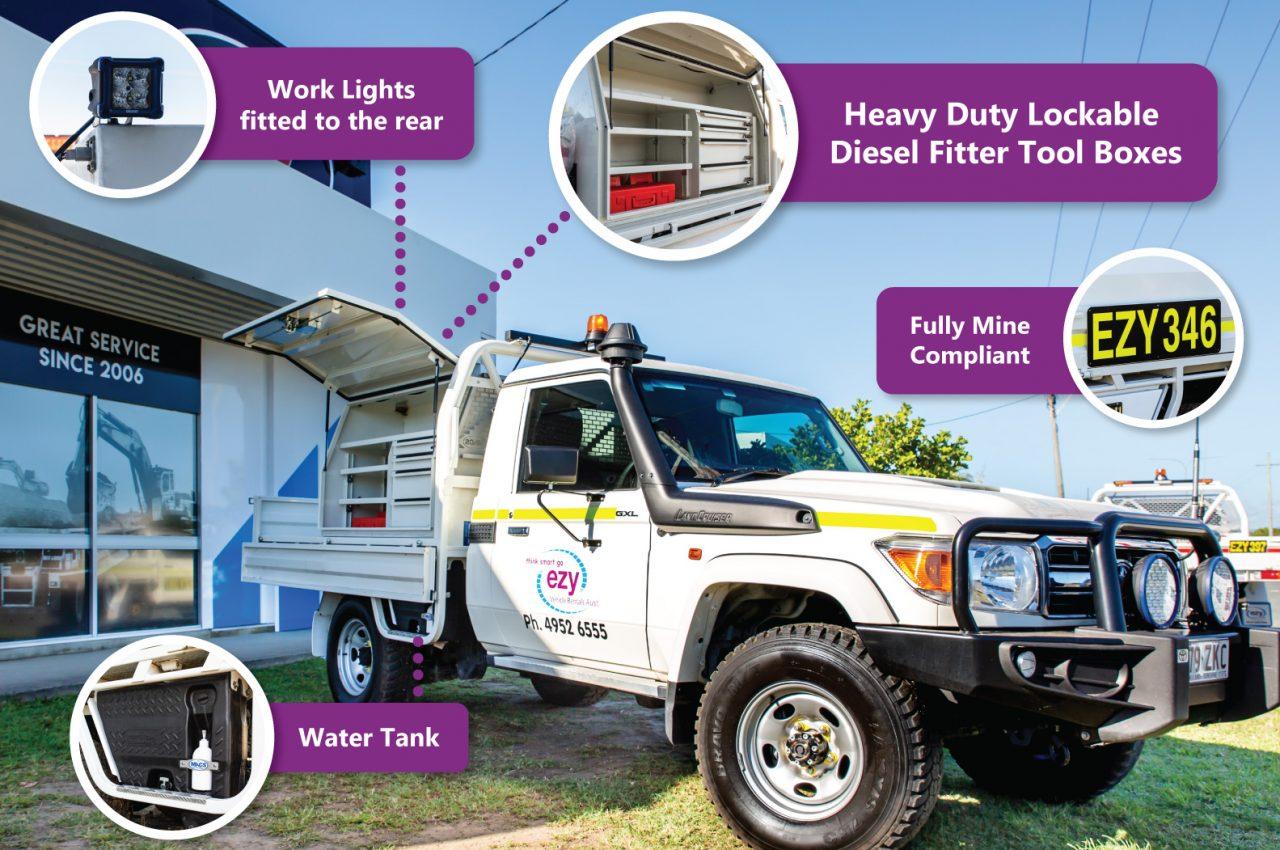 landcruiser-hire-mine-spec-ute-hire-mackay-moranbah-Ezy-Vehicle-Rentals