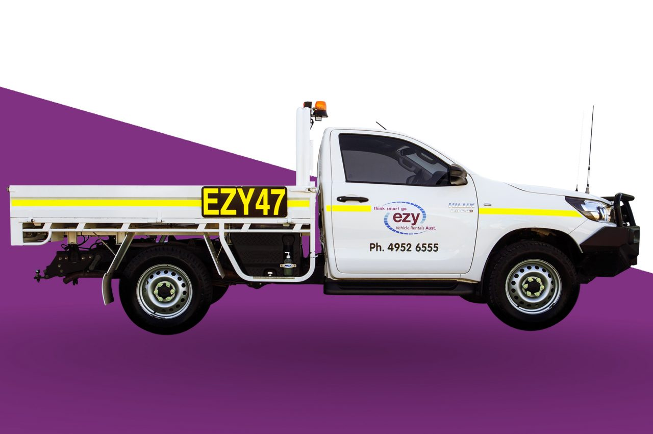 4 X 4 TOYOTA HILUX SINGLE CAB
